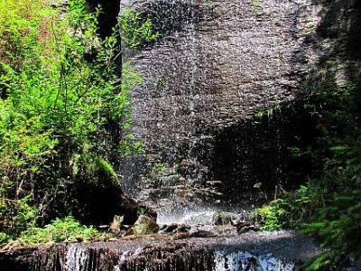 """Wasserfall """"Csorgoko"""""""