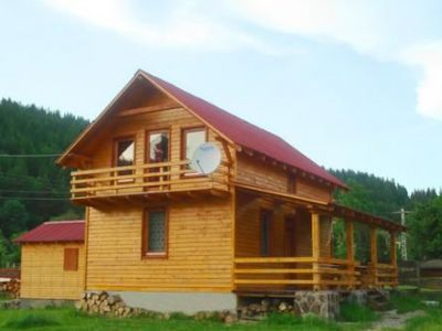 Casa de oaspeţi Hunor-Magor
