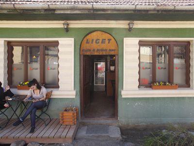Cafenea Liget