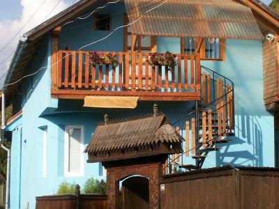 Casa de oaspeti Eszter