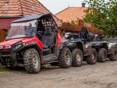 Atv -Quad Renting in Corund