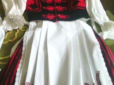 Lukács Erzsébet, Croitor de Costume Populare Secuieşti