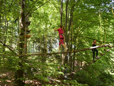 "Adventure Park ""Adrenalin Plus"" Sovata"